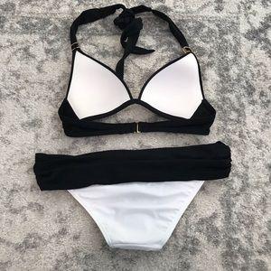 Victoria's Secret Swim - ‼️SOLD‼️ Victoria's Secret White Bikini Set